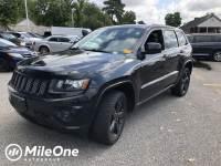 2015 Jeep Grand Cherokee Altitude SUV V6 24V VVT