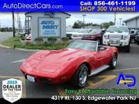 1975 Chevrolet Corvette 2dr Convertible