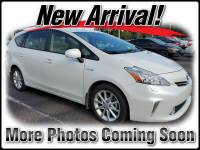 Pre-Owned 2014 Toyota Prius v Five Wagon in Jacksonville FL
