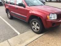 Used 2005 Jeep Grand Cherokee Laredo SUV V-6 cyl for sale in Richmond, VA