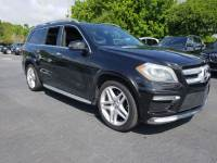 Pre-Owned 2013 Mercedes-Benz GL-Class GL 550 4MATIC SUV in Jacksonville FL