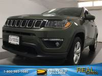Used 2018 Jeep Compass For Sale at Burdick Nissan   VIN: 3C4NJDBB1JT103778
