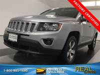 Used 2017 Jeep Compass For Sale at Burdick Nissan   VIN: 1C4NJDEB2HD127194