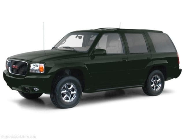 Photo Used 2000 GMC Yukon Denali SUV 4WD in Houston, TX