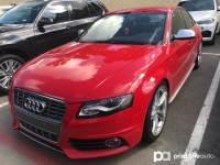 2011 Audi S4 Premium Plus Sedan in San Antonio