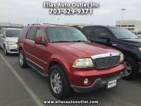2004 Lincoln Aviator 4dr AWD Ultimate