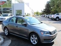 Certified 2013 Volkswagen Passat 2.0L TDI SE Sedan