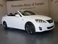 Pre-Owned 2015 LEXUS IS 350C 350 C Convertible in Jacksonville FL