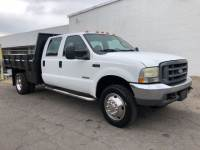 2004 Ford Super Duty F-550 DRW XL