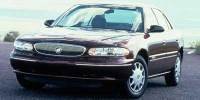 Pre-Owned 1999 Buick Century Limited