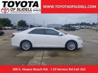 Used 2014 Toyota Camry 4dr Sdn I4 Auto XLE (Natl) *Ltd Avail*