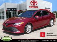 Used 2018 Toyota Camry XLE V6 Auto