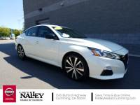 Pre-Owned 2019 Nissan Altima 2.5 SR Sedan in CummingGA