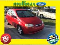 Used 2006 Chevrolet Aveo LS Hatchback I-4 cyl in Kissimmee, FL