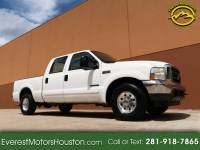 2002 Ford F-250 SD XLT CREW CAB SHORT BED 2WD DIESEL **7.3L**