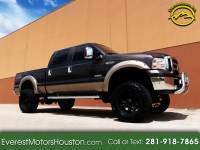 2006 Ford F-250 SD LARIAT CREW CAB SHORT BED 4WD DIESEL ***LOW MILES*