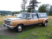 1985 Dodge Crew Cab 1 Ton