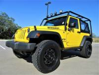2008 Jeep Wrangler X 4WD Automatic Soft Top