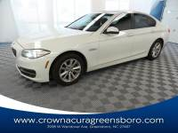 Pre-Owned 2014 BMW 5 Series 528i in Greensboro NC