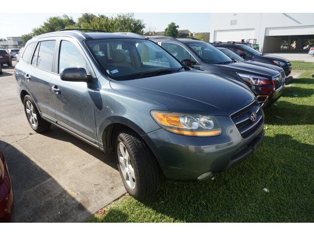 Photo Used 2009 Hyundai Santa Fe in Houston, TX