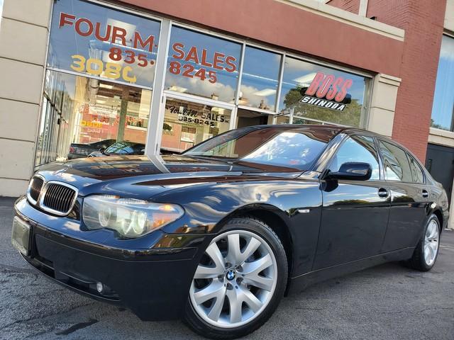 Photo 2004 BMW 7 Series 745Li