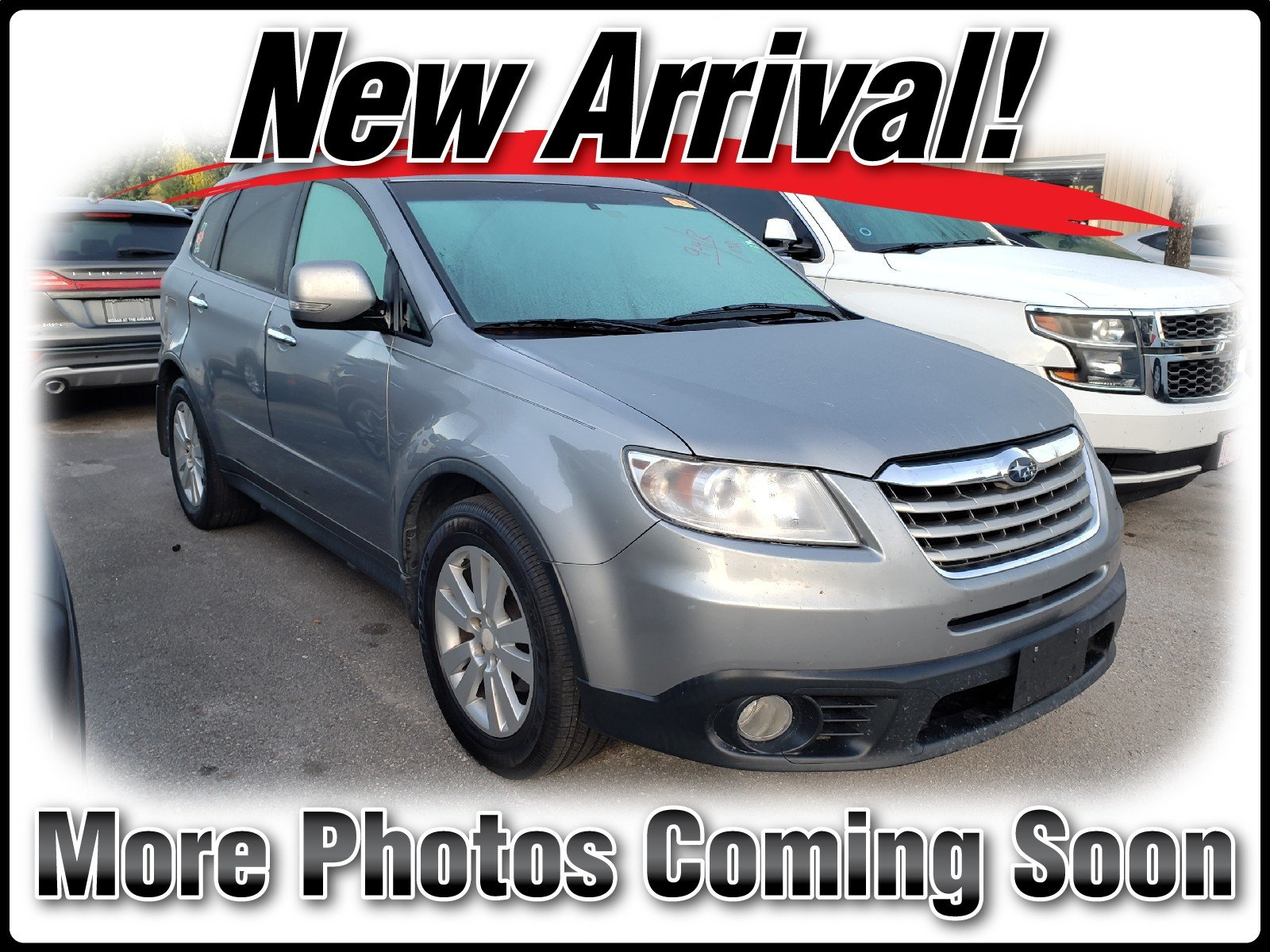 Photo Pre-Owned 2011 Subaru Tribeca 3.6R Limited wPower Moonroof Pkg SUV in Jacksonville FL
