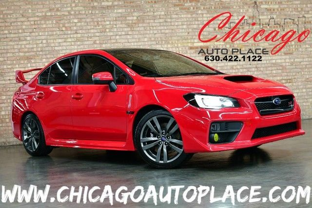 Photo 2017 Subaru WRX STI - 2.5L INTERCOOLED HIGH BOOST DAVCS ENGINE 1 OWNER 6-SPEED MANUAL ALL WHEEL DRIVE NAVIGATION BACKUP CAMERA KEYLESS GO HEATED SEATS XENONS
