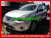 Used 2013 Nissan Rogue S AWD S For Sale in Colorado Springs, CO