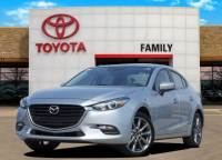 Used 2018 Mazda Mazda3 4-Door Touring Sedan