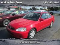 2000 Honda Civic 2dr Cpe EX Auto
