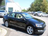 Certified 2012 Volkswagen Passat 2.0L TDI SEL Premium Sedan