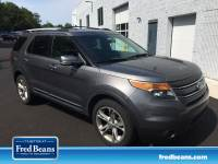 Used 2013 Ford Explorer For Sale in Doylestown PA | Serving New Britain PA, Chalfont, & Warrington Township | 1FM5K8F87DGA59373