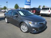 Used 2013 Toyota Avalon Hybrid Sedan