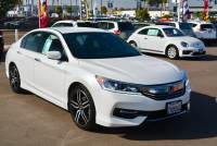 Used 2017 Honda Accord Sport SE White Orchid Pearl near San Diego | VIN: 1HGCR2F11HA072878
