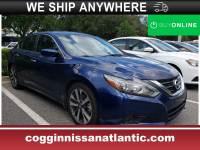 Certified 2017 Nissan Altima 2.5 SR Sedan in Jacksonville FL