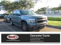 Used 2011 Chevrolet Avalanche LS (2WD Crew Cab LS) Truck Crew Cab in Clearwater
