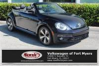 Used 2013 Volkswagen Beetle Convertible 2.0T DSG 2.0T PZEV in Fort Myers