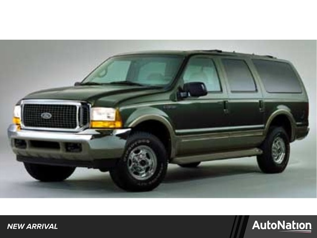 Photo 2000 Ford Excursion Limited