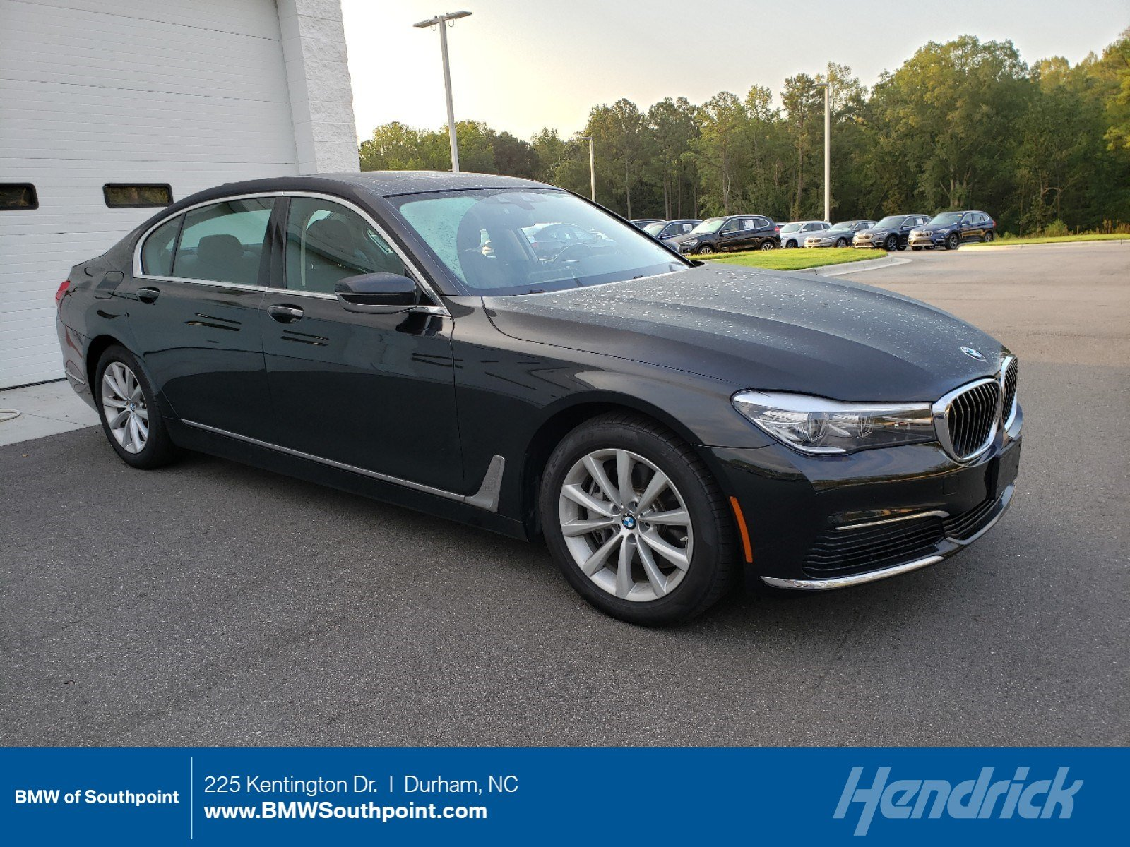 Photo 2019 BMW 7 Series 740i xDrive Sedan in Franklin, TN