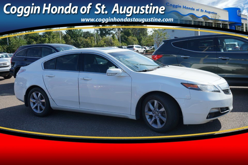 Photo Pre-Owned 2012 Acura TL TL with Technology Package Sedan in Jacksonville FL