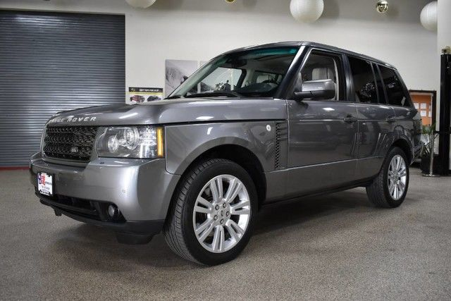 Photo 2011 Land Rover Range Rover HSE LUX