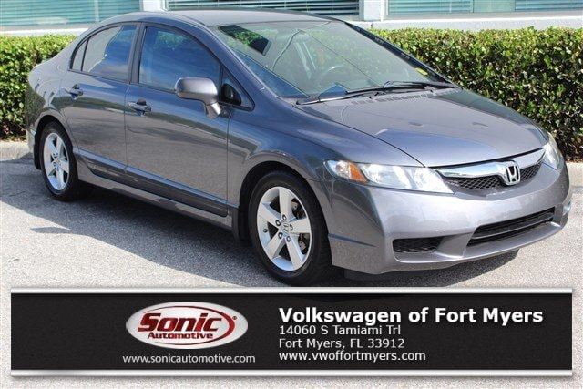 Photo Used 2011 Honda Civic LX-S Auto LX-S in Fort Myers