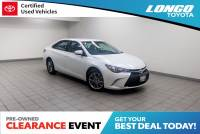 Used 2017 Toyota Camry SE Automatic in El Monte