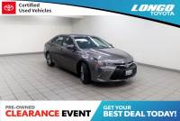 Certified Used 2017 Toyota Camry Hybrid SE CVT in El Monte
