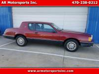 1986 Mercury Cougar XR-7 TURBO COUPE