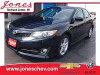 Pre-Owned 2012 Toyota Camry 4dr Sdn I4 Auto SE (Natl)