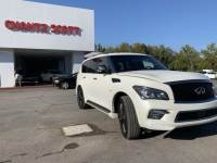 Used 2017 INFINITI QX80 Limited SUV