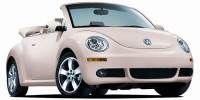 Pre-Owned 2006 Volkswagen New Beetle Convertible 2.5L