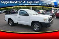 Pre-Owned 2012 Toyota Tacoma Regular Cab Truck Regular Cab in St Augustine FL