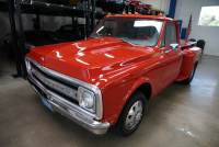 1969 Chevrolet C10 Pro Street Stepside Short Bed Custom Pick Up